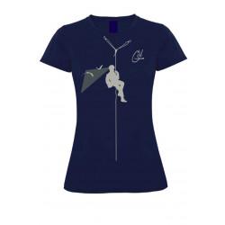 Spéléo Tee-shirt Femme