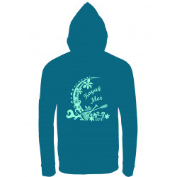 Kayak de Mer Sweat-shirt...
