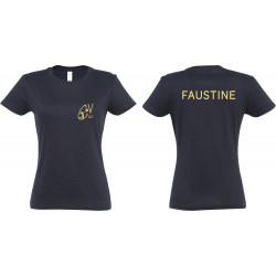 Volley Ball Tee-shirt Femme